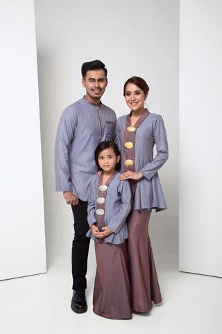 Family Set - Koleksi Raya Cirgaro Apparel