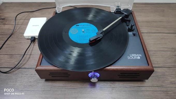 Urban Sound, Piranha Bluetooth Nostalji Pikap Müzik Çalar Hakkında Her şey Uzun Kullanım Deneyimi