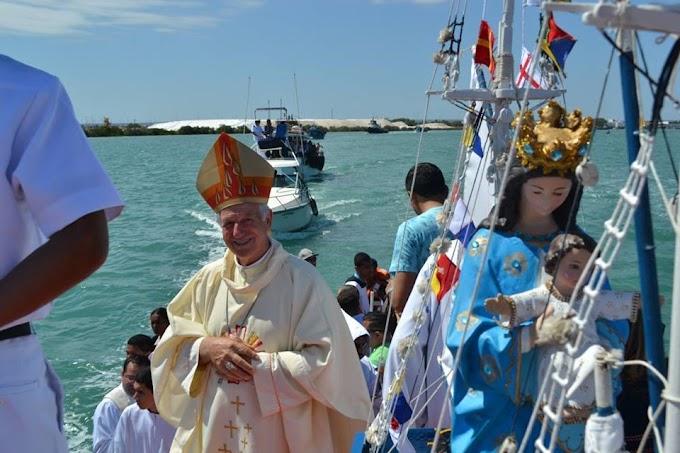 Lançamento da Festa dos Navegantes 2019 será dia 12 de julho, durante o I Baile dos Marítimos