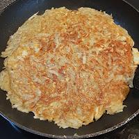 Rösti / potatiskaka