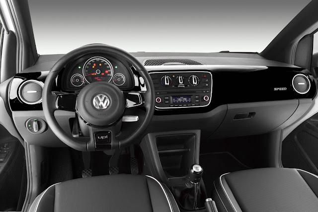 Volkswagen Up! tem elevação de preço no mês de Junho