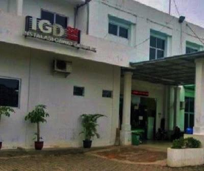 Nakes Terkonfirmasi Covid-19, IGD RSUD Embung Fatimah Kembali Tutup Sementara