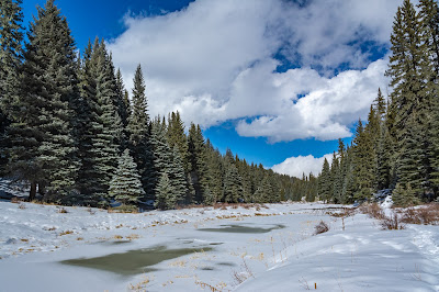 Valles Caldera National Preserve, Hidden Valley Trail