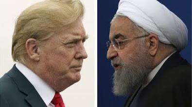 Donald Trump On Iran's Threat
