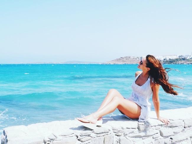 Paros island beauty