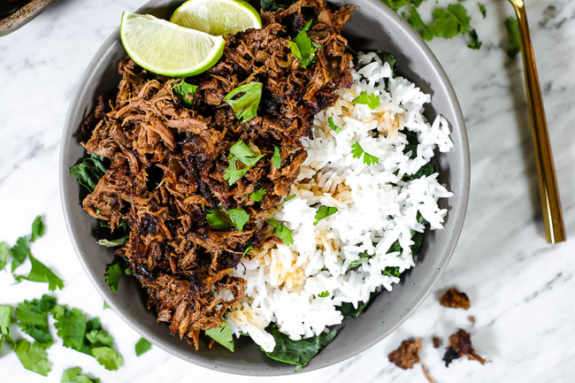 Paleo Whole 30 Barbacoa