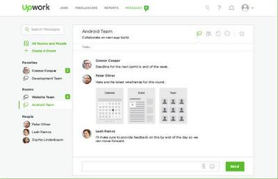5 Alat Teknologi Untuk Tingkatkan Produktivitas Harianmu - Aplikasi Upwork