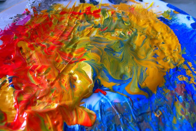 What is Acrylic Paint and How to Learn to Paint with Acrylics (3)
