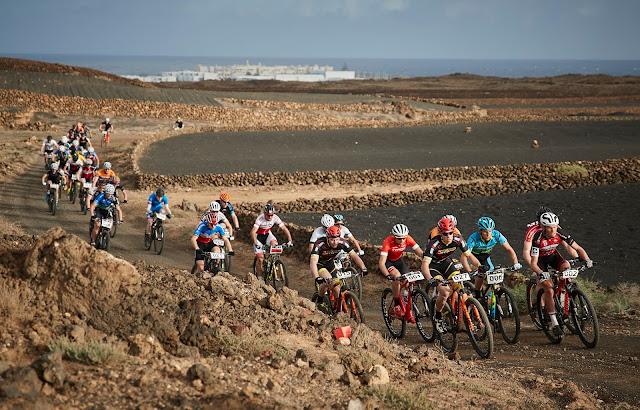 4 Stage MTB Lanzarote 2018