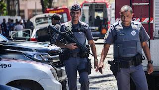 BRAZIL: 8 DEAD IN SAO PAULO SCHOOL SHOOTING MASSACRE
