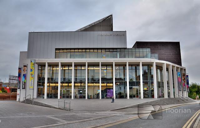 Teatr Marlow w Canterbury w południowej Anglii