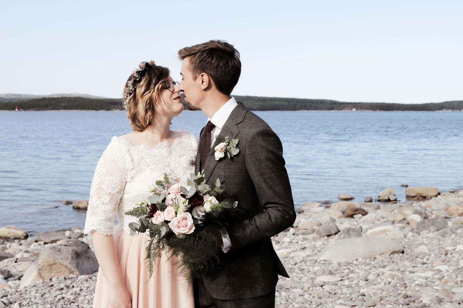 fotograf Härnösand Sundsvall bröllopsfotograf