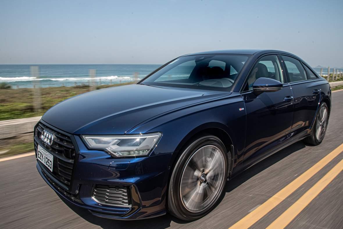 Audi A6 2021 ganha nova versão de acesso com preço de R$ 400 mil