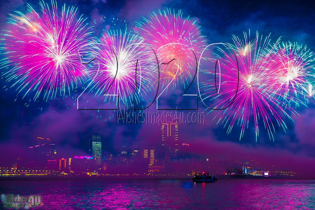 Happy New Year 2020 Fireworks Pictures Download Free