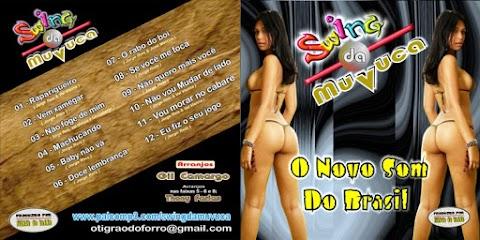 "Cd ""Swing da Muvuca"""