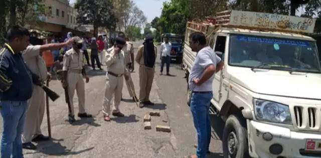 सीवान में गैस एजेंसी की गाड़ी से लूट,मची सनसनी