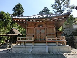清水寺中興堂