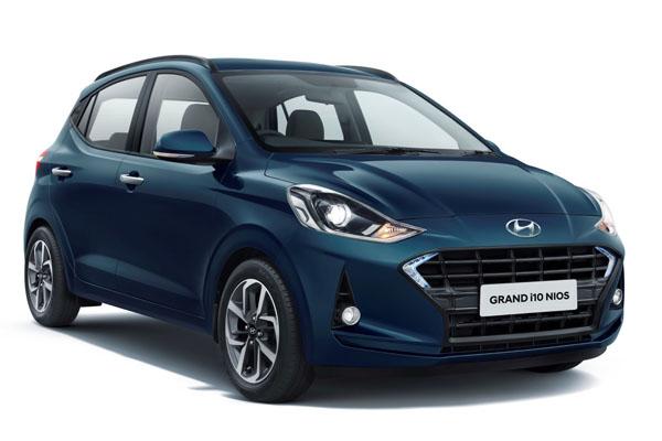 Hyundai Grand i10 (Petrol - 20.7Kmpl)