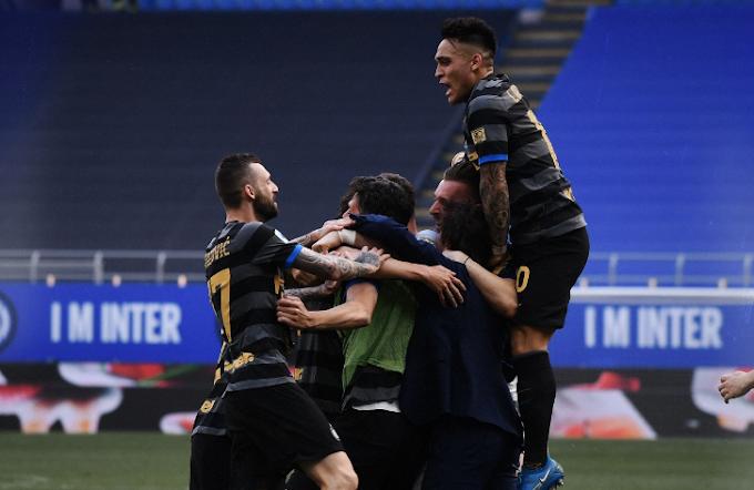 Inter, Verona sconfitto di misura: Scudetto sempre più vicino