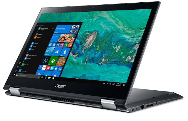 """Image result for Acer Spin 3 Convertible Laptop, 14 inches Full HD IPS Touch, 8th Gen Intel Core i7-8565U, 16GB DDR4, 512GB PCIe NVMe SSD, Backlit KB, Fingerprint Reader, Rechargeable Active Stylus, SP314-53N-77AJ"""""""