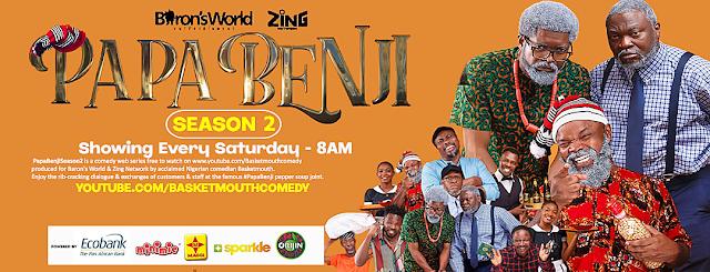 Download Papa Benji Series