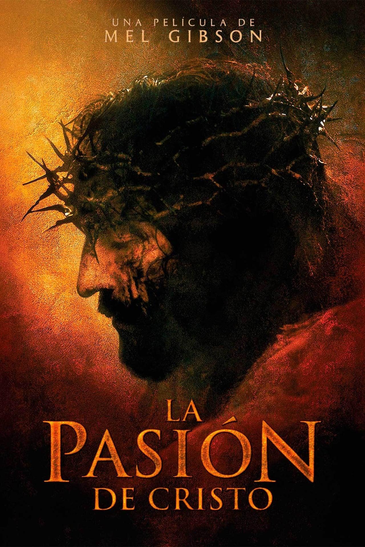 LA PASIÓN DE CRISTO (2004) FULL 1080P HD MKV ESPAÑOL LATINO