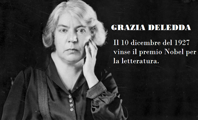 Anche Grazia Deledda ha il suo doodle, ecco i cinque libri che l'hanno resa famosa