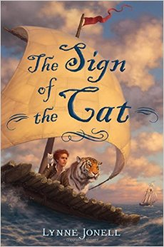 Lynne Jonell - The Sign of the Cat Launch Party 6/20/15 2:00pm