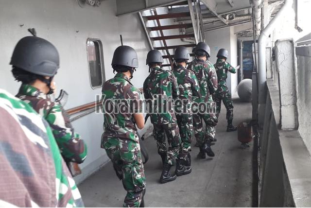 Kapal KM Mina Sejati Disandera ABK, TNI AL Kirim KRI Selamatkan Sandera