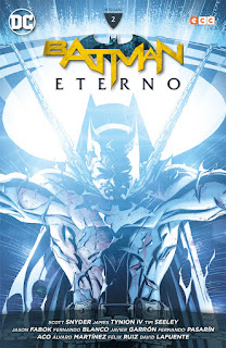 BATMAN Eterno: Integral Vol 2