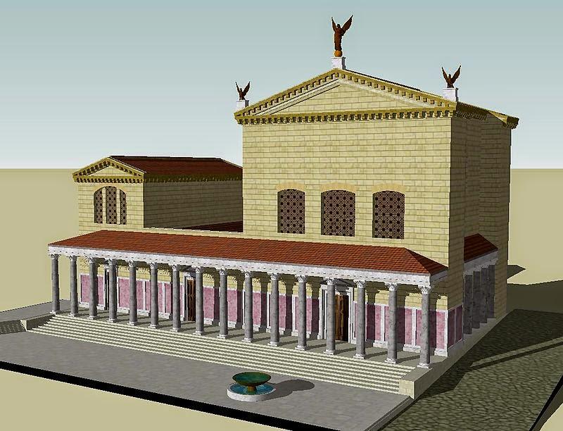 grc artikon grc untuk arsitektur romawi klasik