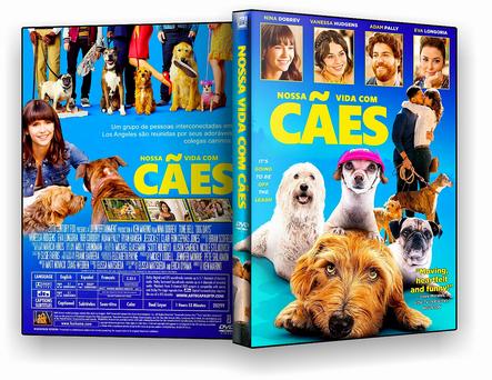 DVD Nossa Vida com Cães 2019 - ISO