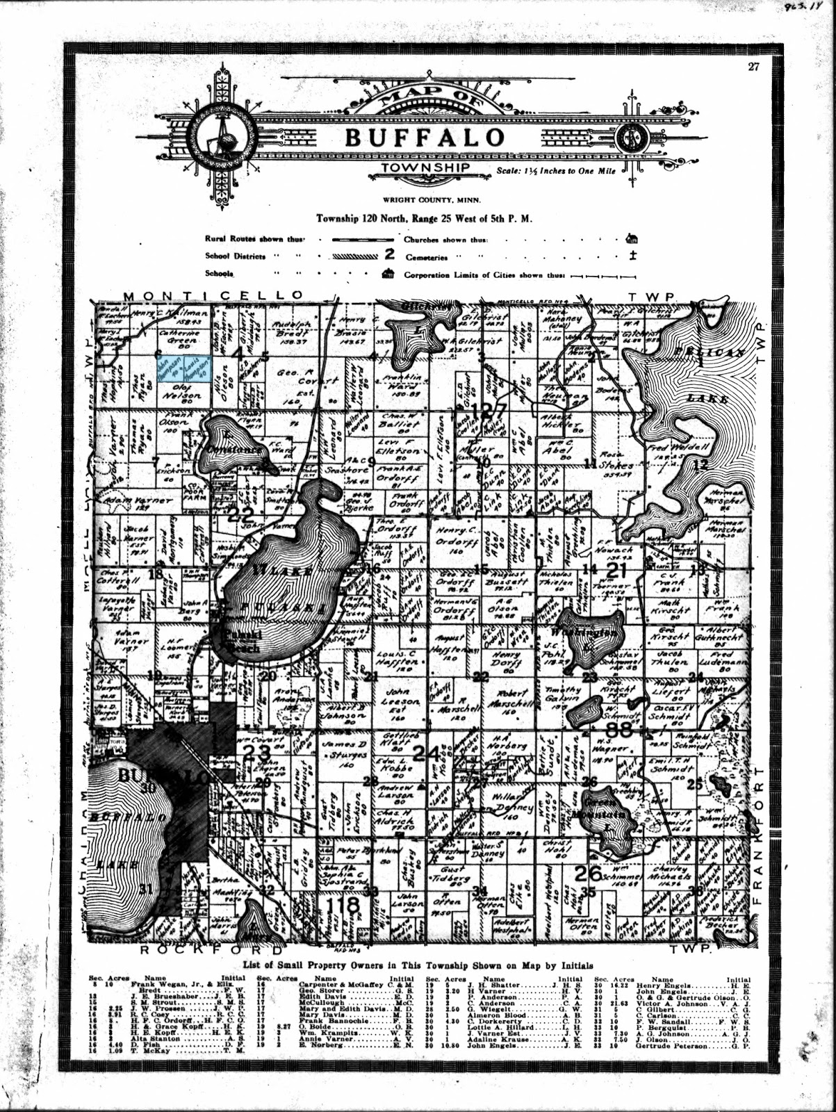 Official Minnesota State Highway Map - dot.state.mn.us
