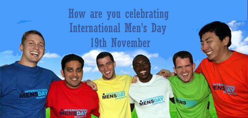 International Men's Day Wishes Photos