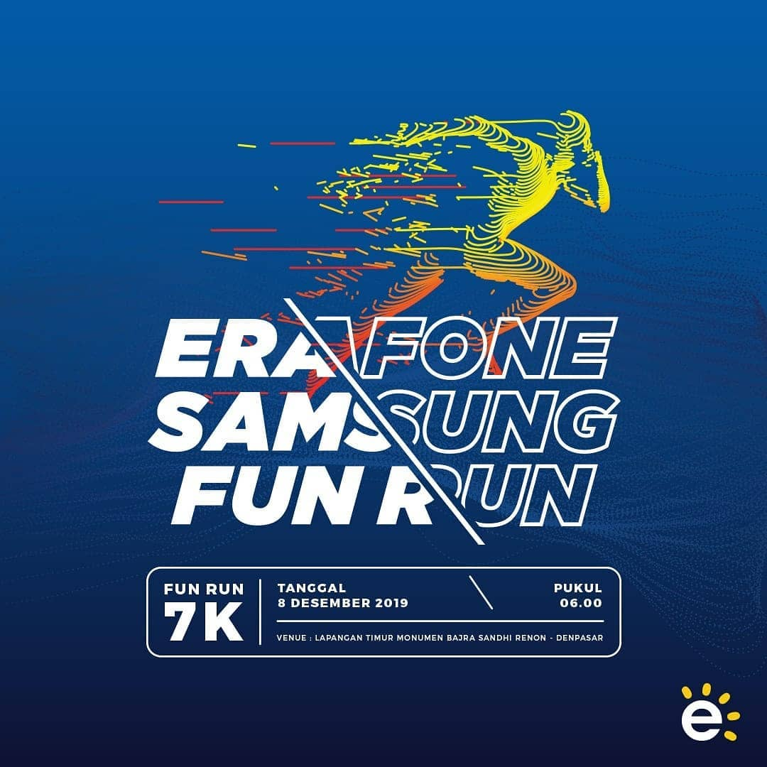 Erafone Samsung Fun Run • 2019