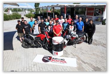 Εκπαίδευση Ασφαλούς Οδήγησης Μοτοσικλέτας και από εθελοντές του Ναυπλίου