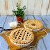 Almás-fahéjas pite