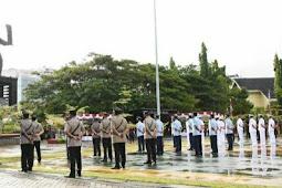 Eko Jokowiyono Hadiri Peringatan Hari Patimura Tahun 2021
