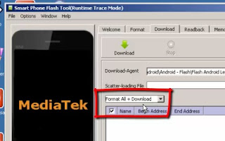 2 - Pastikan Memilih Mode Format All dan Download