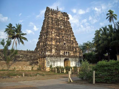 Aiyarappar Temple Thiruvaiyaru Thanjavur