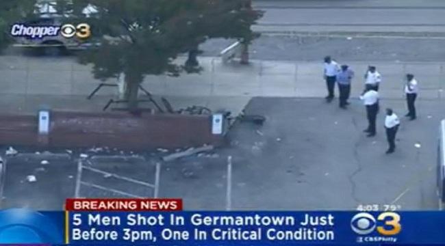 Πυροβολισμοί σε εμπορικό κέντρο στη Φιλαδέλφεια! Πέντε τραυματίες (BINTEO)