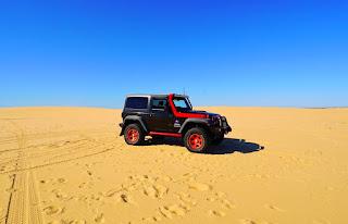 black jeep, wrangler , desert