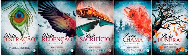 trilogia Belo desastre e Irmãos Maddox – Jamie Mcguire