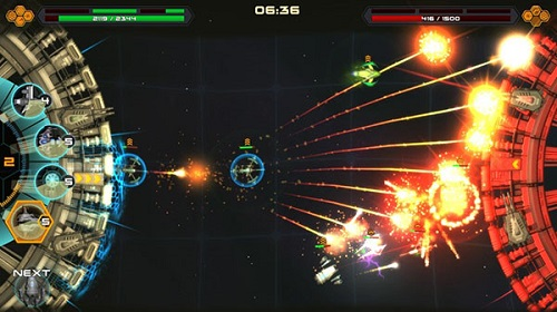 Space War Arena Release Date