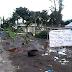 Kecewa Terhadap Pemkot Warga Yos Sudarso Tanam Pisang Dan Pinang Di Jalan