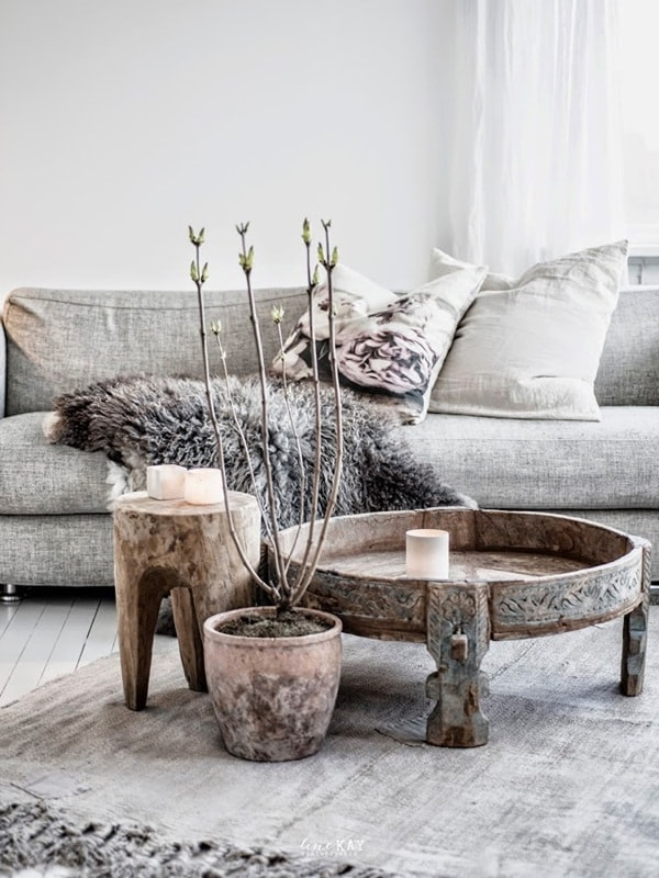 Minimalist Bohemian Nordic Style Decoration 7