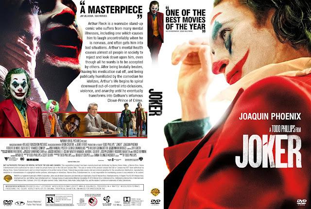 Joker DVD Cover