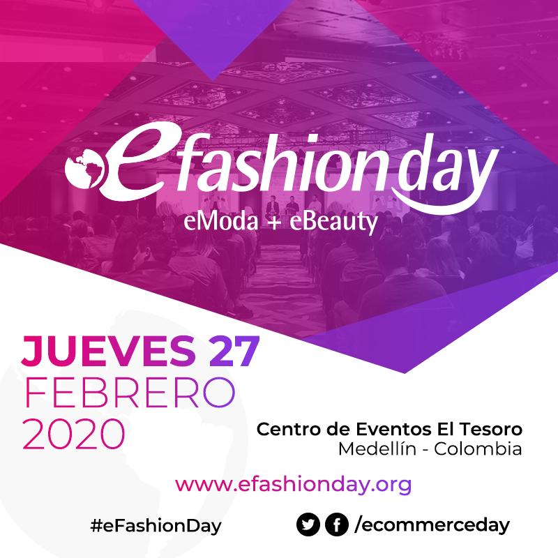 Se realizará por primera vez el eFashion Day en Colombia