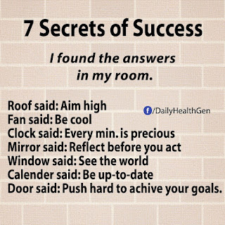 7 Secrets of Success - I found in my bedroom - Yogesh Goel