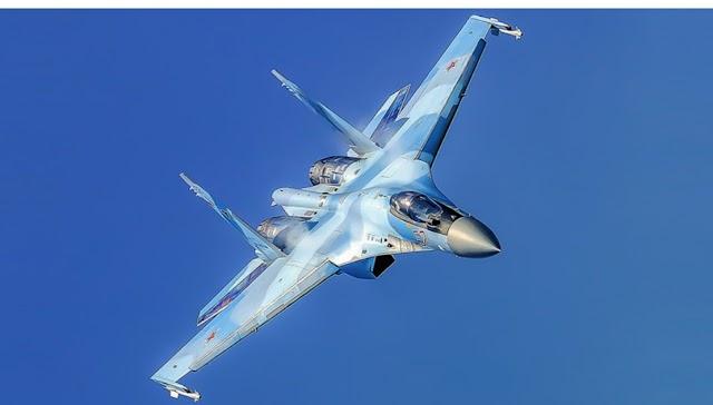Mantan Tentara AS Jelaskan Mengapa Su-35 Ancaman yang Sangat Berbahaya